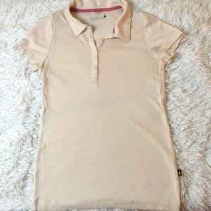 Smartwool women's polo shirt size medium